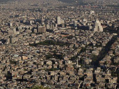 Damaskus, die älteste bewohnte Stadt der Welt