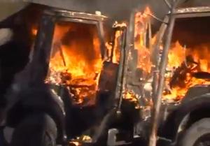 Kiev-friedliche-Demonstranten-beim-gezielten-Protest-gegen-die-Regierung-Janukowytsch-heitere-und-warmherzige-Stimmung