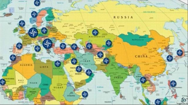 Russland will Krieg-