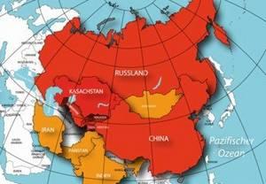 Russland-Iran-China