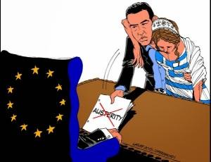 Tsipras no austerity Latuff