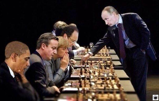 Putin-chess